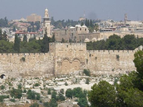 Jerusalem - Eastern Wall